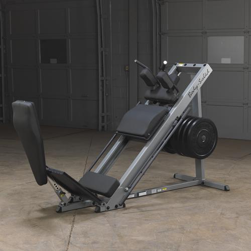 Body-Solid Leg Press/Calf Press & Hack Squat