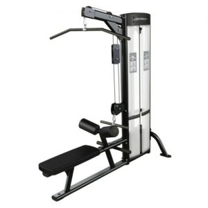 Life Fitness Optima Series Lat Pulldown/Low Row